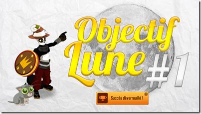 Objectif lune #1
