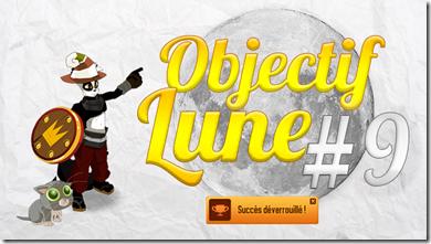 Objectif lune #9