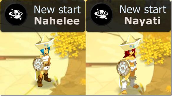 Nayati et Nahélée